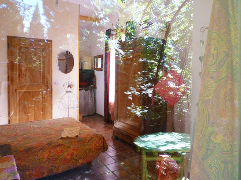 la souste de jean chambres d 39 h tes entre st remy de provence avignon. Black Bedroom Furniture Sets. Home Design Ideas